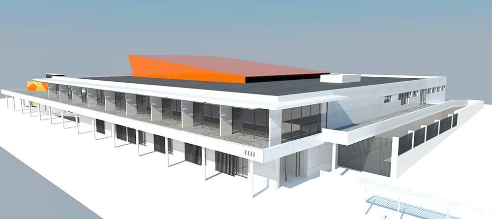 Acuario de sevilla estudio de arquitectura madulob for Piscina municipal bormujos