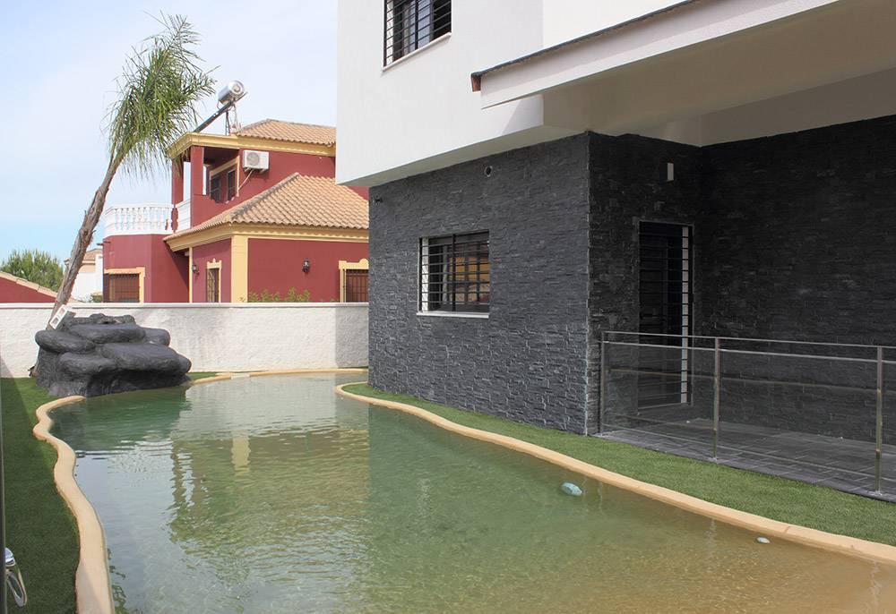 Casa chalet en montequinto sevilla estudio de arquitectura madulob - Casas en montequinto ...